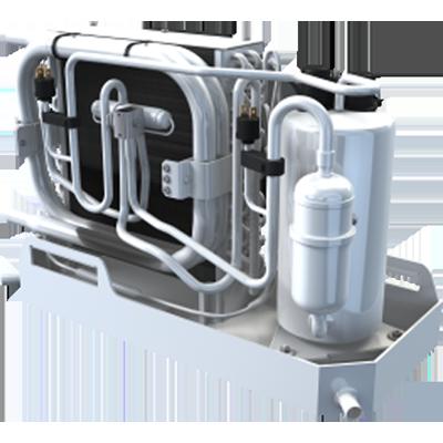 A-C Retrofit Kit, FCF Plat  10k BTU 115V