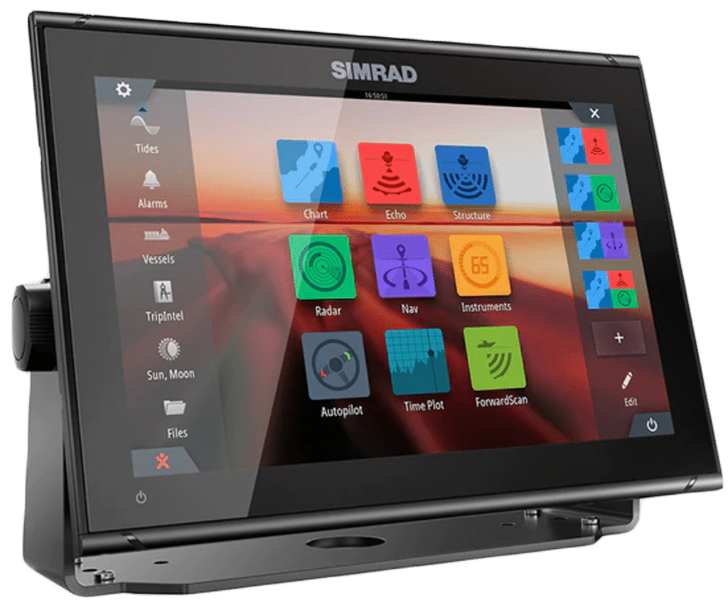 simrad unit