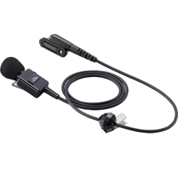 Lapel Mic w-2.5mm Earphone Jack, M85