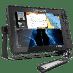 HDS-12 Live MFD, w- AI 3-In-1 Xdcr