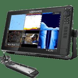 HDS-16 Live MFD, w- AI 3-In-1 Xdcr